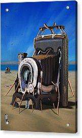 Kodak Meltdown 3 Acrylic Print by Mike McGlothlen