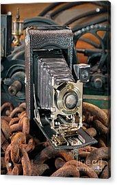 Kodak No. 3a Autographic Camera Acrylic Print
