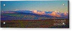 Kohala Mountains - Big Island Acrylic Print