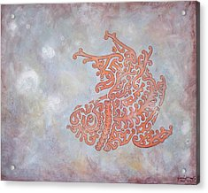 Koi - Animal Series Acrylic Print