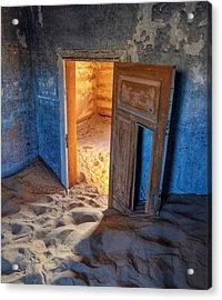 Kolmanskop Acrylic Print