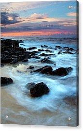 Koloa Dawn Acrylic Print