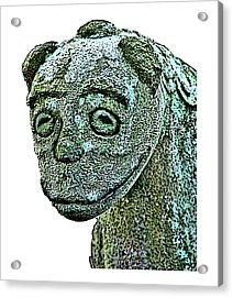 Komainu03 Acrylic Print