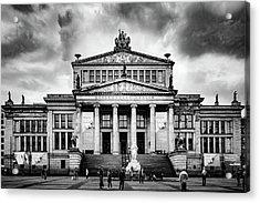 Konzerthaus Berlin Acrylic Print