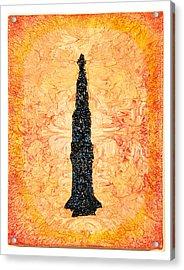 Koro Acrylic Print by Howard Goldberg