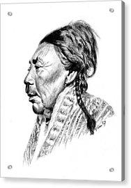 Koskimo Woman Acrylic Print