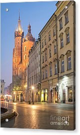 Acrylic Print featuring the photograph Krakow by Juli Scalzi