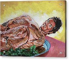 Kramer Turkey Acrylic Print