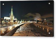 Kremlin Acrylic Print