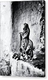 Krishna  Acrylic Print