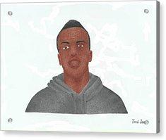 KSI Acrylic Print