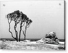 Kure Beach Acrylic Print