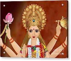 Kushmanda Acrylic Print