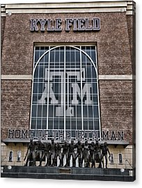 Kyle Field - Home Of The 12th Man Acrylic Print