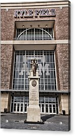 Kyle Field Acrylic Print by Stephen Stookey