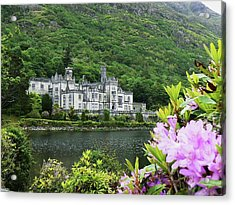 Kylemore Abbey Co Galway Acrylic Print