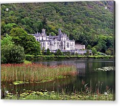 Kylemore Abbey, County Galway, Acrylic Print