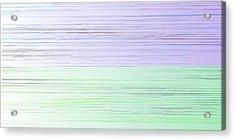 L17-7 Acrylic Print by Gareth Lewis