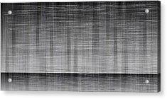 L19-148 Acrylic Print by Gareth Lewis