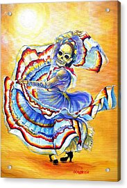 La Bruja Acrylic Print