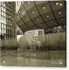 La Defense Acrylic Print