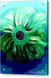 La Flora Acrylic Print