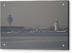 La Guardia From The Bronx Acrylic Print by Christopher Kirby