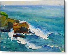 La Jolla Cove 038 Acrylic Print