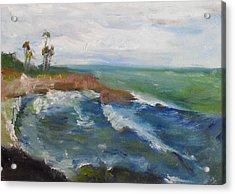 La Jolla Cove 039 Acrylic Print