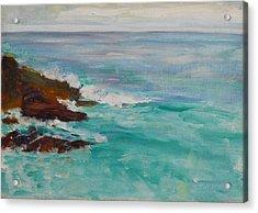 La Jolla Cove 040 Acrylic Print