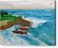 La Jolla Cove 041 Acrylic Print