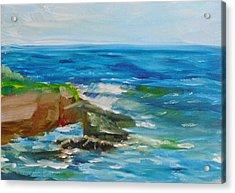 La Jolla Cove 052 Acrylic Print
