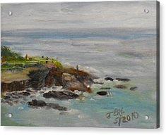 La Jolla Cove 053 Acrylic Print