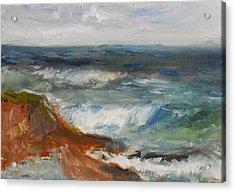 La Jolla Cove 058 Acrylic Print