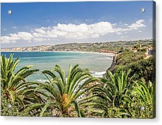 La Jolla Views Acrylic Print