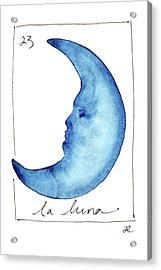 La Luna Acrylic Print