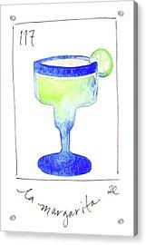La Margarita Acrylic Print
