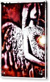 La Passion Acrylic Print