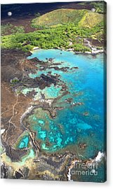La Perouse Bay Acrylic Print by Ron Dahlquist - Printscapes