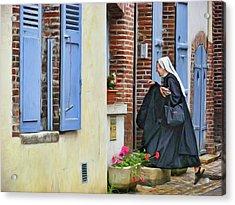 La Rentree - Coming Home Acrylic Print