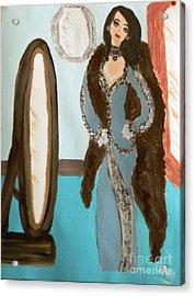 La Shai Mirror Mirror Mirror On The Wall. Acrylic Print