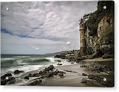 Acrylic Print featuring the photograph La Tour by Sean Foster