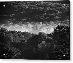 La Vallee Des Fees Acrylic Print by Steven Huszar