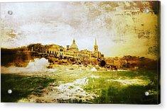 La Valletta Acrylic Print