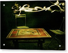 Lacoste Acrylic Print