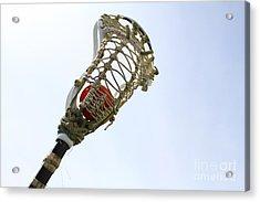 Lacrosse 2 Acrylic Print
