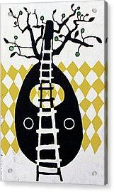 Ladder Eyes Acrylic Print