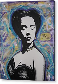 Lady Dandridge Acrylic Print