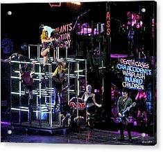 Lady Gaga 2 Acrylic Print