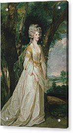 Lady Sunderlin Acrylic Print